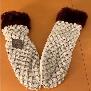 Love at first sight slipper socks